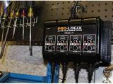 Clore Automotive PL4020, Pro-Logix 4-Bank Photo 4