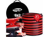 TOPDC Jumper Cables 4 Gauge