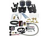 airmaxxx Air Over Load Tow Kit Compressor & Black Gauge