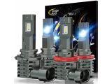 Cougar Motor 9005+H11 LED Bulb, Noiseless