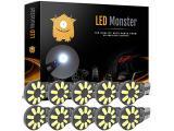 LED Monster 10pcs