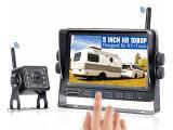 HD 1080P Wireless RV Backup Camera System