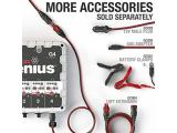 NOCO Genius G4 6V/12V 4.4 Amp 4-Bank Battery Charger and Maintainer Photo 5