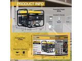 Durostar DS4000S Portable Generator Photo 1