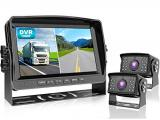 Fookoo ? HD 1080P Wired Backup Camera System Kit