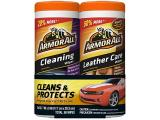 Armor All Cleaning and Leather Wipes - Interior Cleaner Photo 1