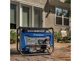 Portable Generator 3600 Rated and 4650 Peak Watts Photo 3