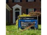 Portable Generator 3600 Rated and 4650 Peak Watts Photo 4