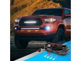 Nilight - NI -WA 06 LED Light Bar Wiring Harness Kit Photo 5