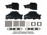 4.3L Mercruiser Exhaust Manifold & Elbow/Riser Kit
