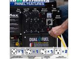DuroMax XP12000EH Generator Photo 3